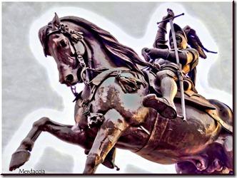 cavallo bronzo