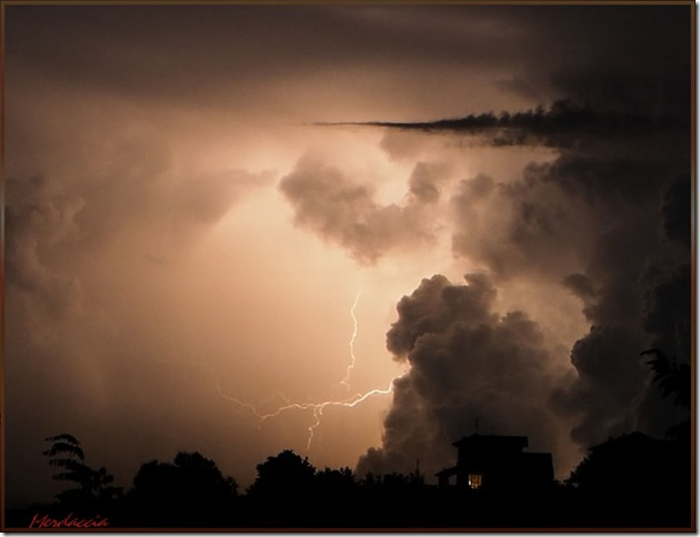cannonate alle nuvole