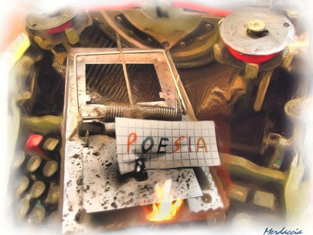 il poeta non è la poesia